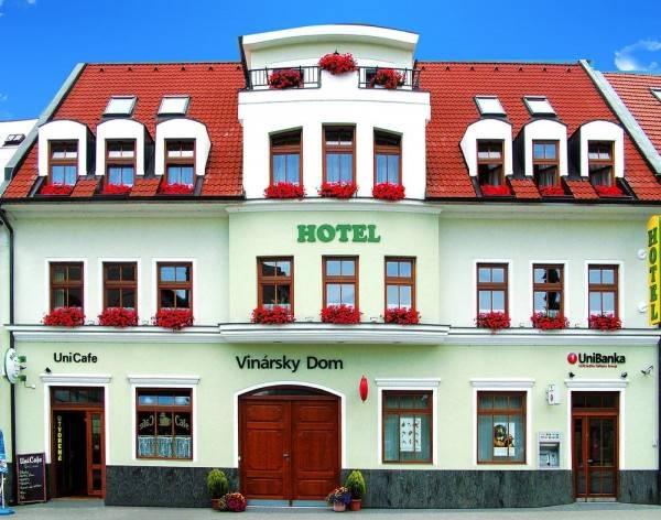 Hotel Vinársky Dom