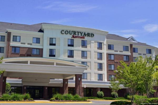Hotel Courtyard Winchester Medical Center