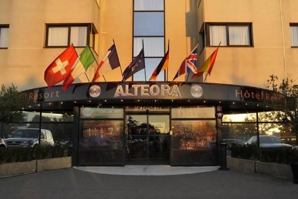 Poitiers Site du Futuroscope Hôtel Alteora The Originals City (ex Inter-Hotel)