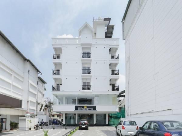 Hotel Treebo Trend Crown Suites