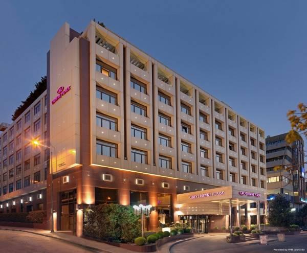 Hotel Crowne Plaza ATHENS - CITY CENTRE