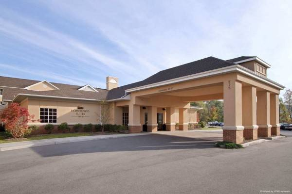 Hotel Homewood Suites by Hilton Rochester - Victor