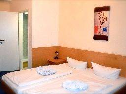 Messe Hotel Pension