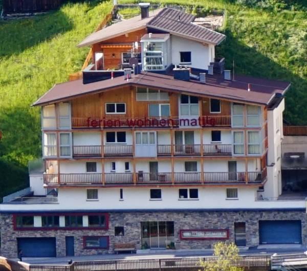 Hotel Ferienwohnen Mattle
