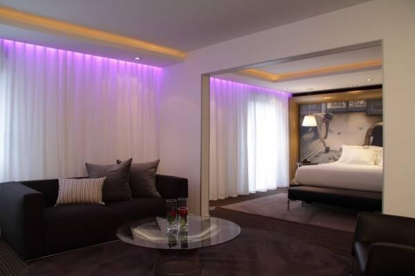 Hotel Assiette Champenoise