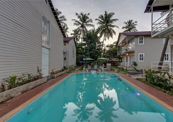 Hotel Kalki Resort and Cottages baga