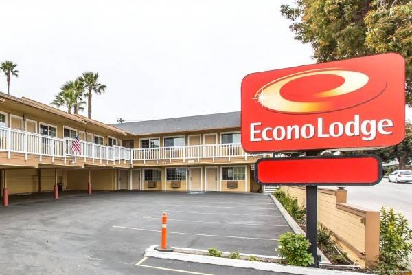 Hotel Econo Lodge Morro Bay