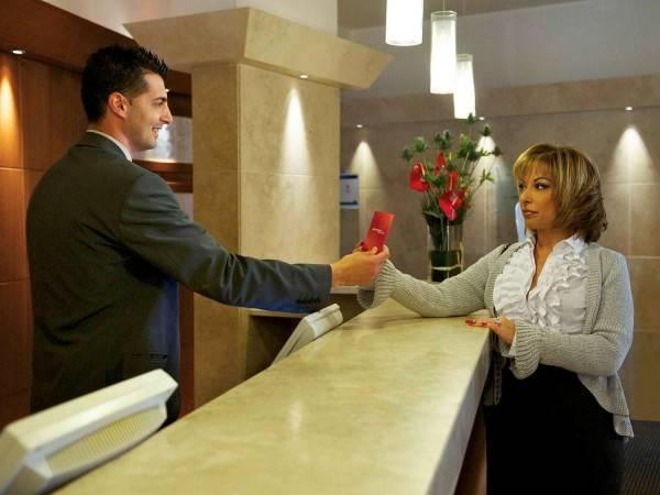 Hotel Novotel Roma Est