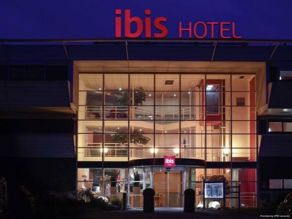 Hotel ibis budget Site du Futuroscope