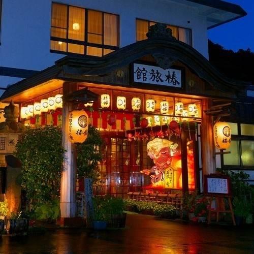 Hotel (RYOKAN) Asamushi Onsen Tsubakikan