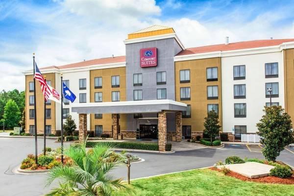Hotel Comfort Suites Clinton