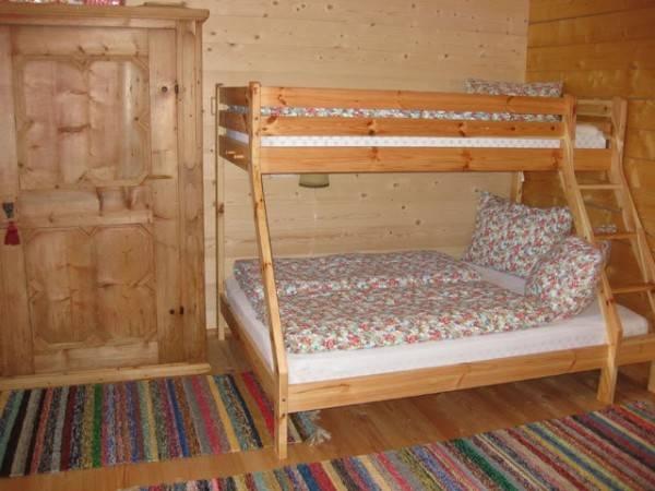 Hotel Hahnenfußalm Hütte