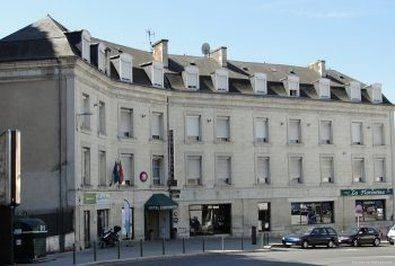 Poitiers Hôtel Continental The Originals City (ex Inter-Hotel)
