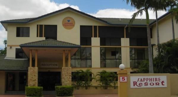 Hotel Sapphire Resort