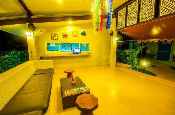 Hotel Chomphu Resort Khaolak