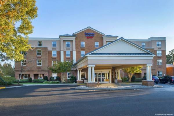 Fairfield Inn & Suites Williamsburg