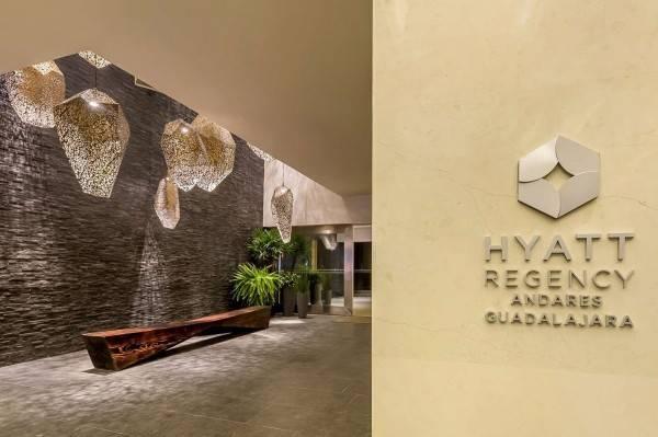 Hotel Hyatt Regency Andares Guadalajara