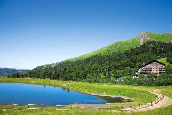 Hotel Le Puy Ferrand Logis
