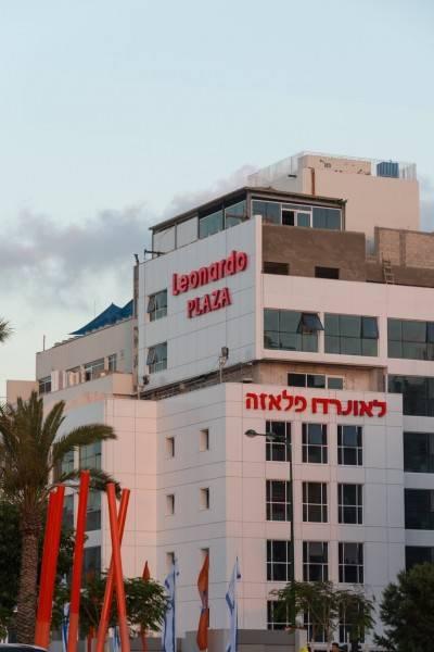 Hotel Leonardo Plaza Netanya By the Beach