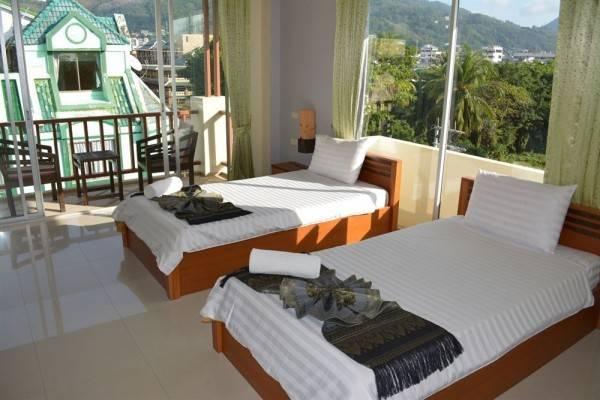 @ The Beach Hotel