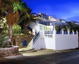 Pelagos Hotel - Apartments