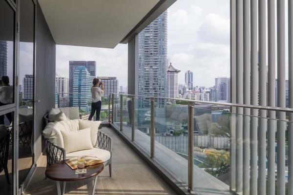 Hotel Fraser Residence Orchard Singapore