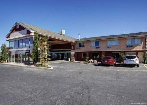 Quality Inn Evanston near Wyoming Downs