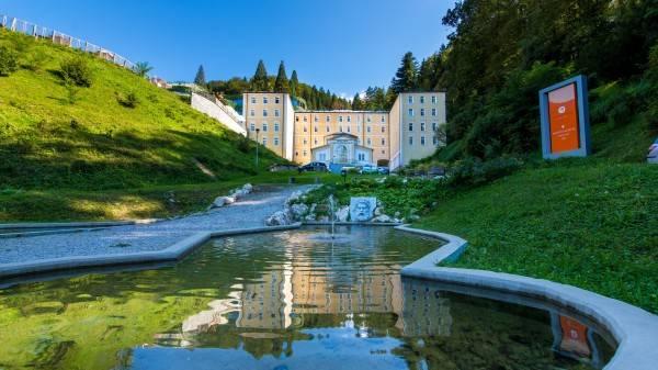 Hotel Zdraviliški Dvor Rimske Terme