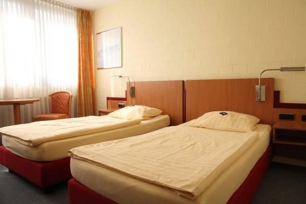 Hotel Rheinische Landesturnschule Garni