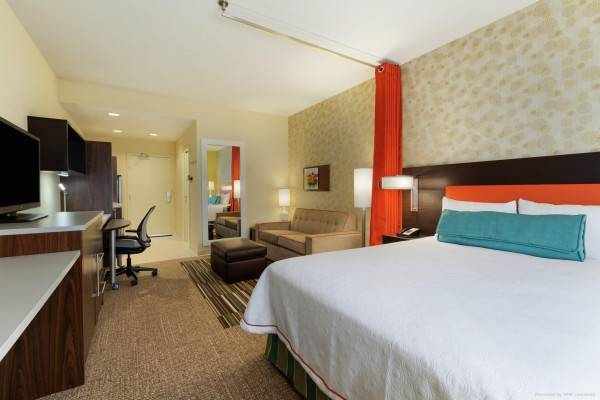 Hotel Home2 Suites by Hilton Columbia Downtown