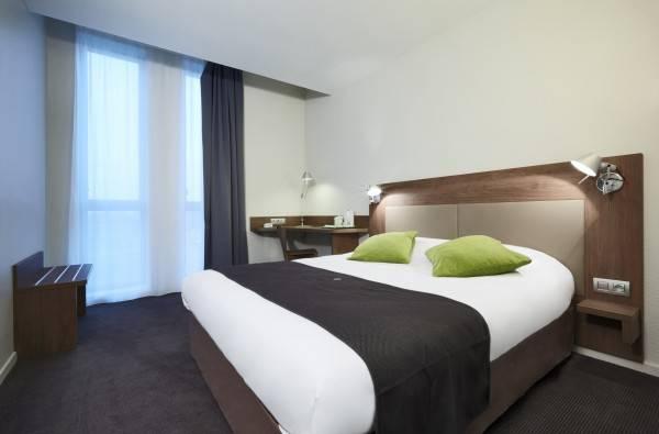 Hotel Campanile BELFORT MONTBELIARD – Gare La Jonxion