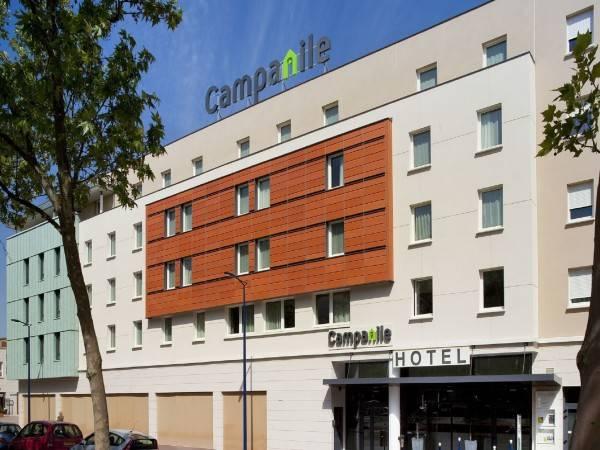 Hotel CAMPANILE PARIS OUEST - Clamart - Vélizy