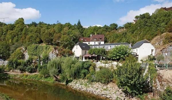 Hotel Le Pont de lOuysse