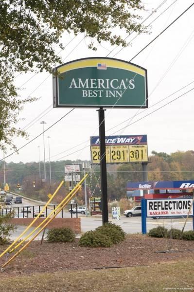 Americas Best Inns-Columbia