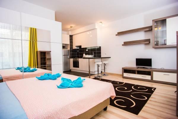 Hotel Corvin Apartment Budapest