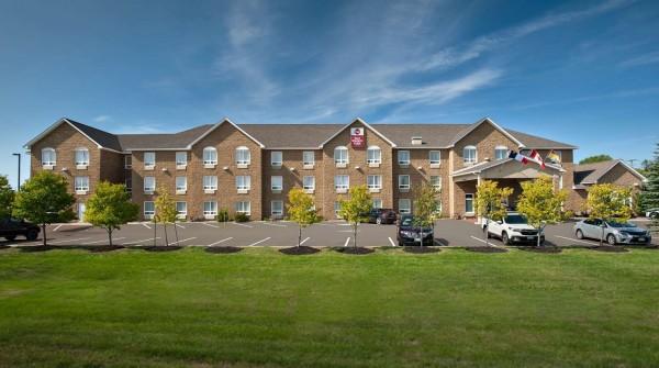 Hotel Best Western Plus Moncton