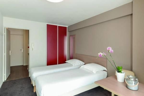 Hotel APPART'CITY PARIS LA VILLETTE