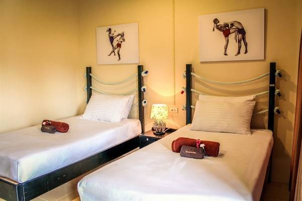 Hotel Phuket Muay Thai House