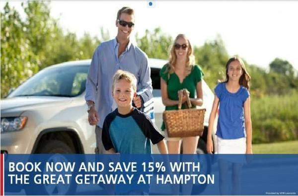 Hampton Inn - Suites Santa Ana-Orange County Airport
