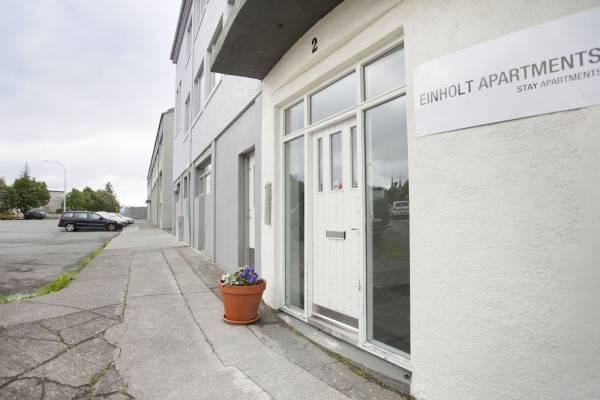 Hotel Stay Apartments Einholt