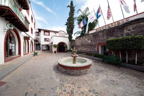 Hotel Mision Guanajuato