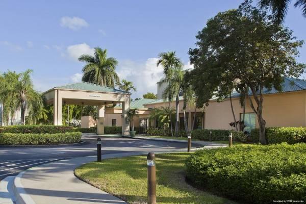 Hotel Courtyard Miami Airport West/Doral