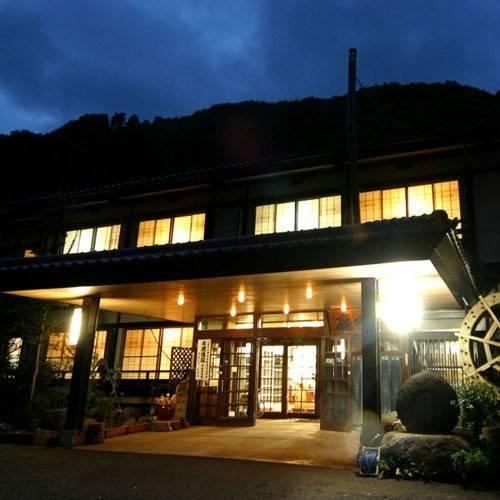 Hotel (RYOKAN) Kakeyu Onsen Rokumeiso