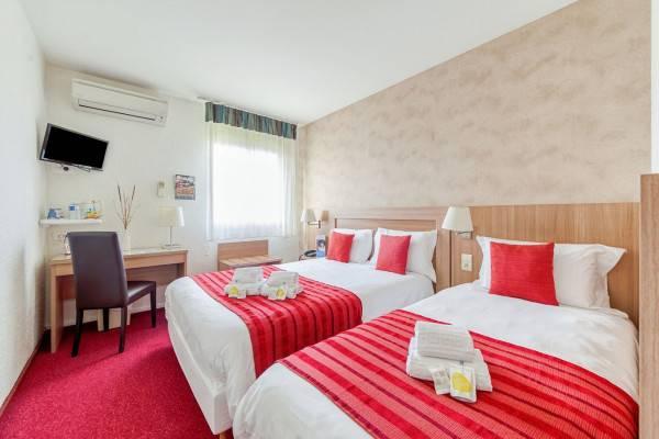 Brit Hotel Confort Castres