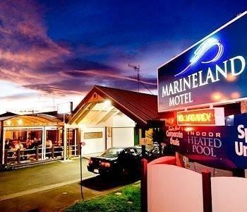 Hotel Marineland Beachfront Accommodation