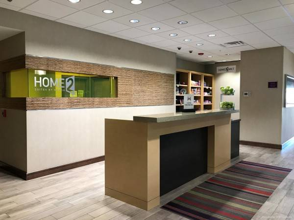 Hotel Home2 Suites by Hilton Fort Smith