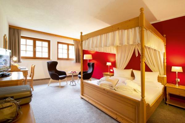 Hotel Almwellness Resort Tuffbad