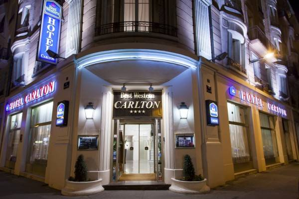 Hotel Best Western Carlton