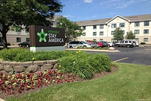 Hotel Extended Stay America Itasca