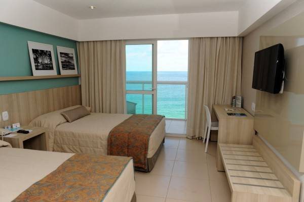 Hotel Monte Pascoal Praia